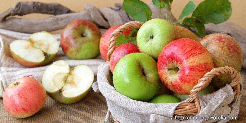 Apfelallergie – es kommt auf die Sorte an