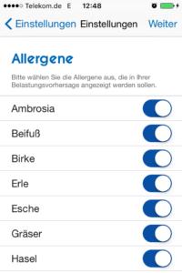 Abb. 1 Allergene