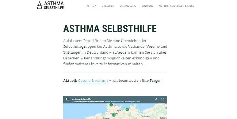 Interessengemeinschaft Asthma Selbsthilfe