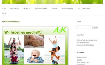 AuK Allergie- und umweltkrankes Kind e.V.