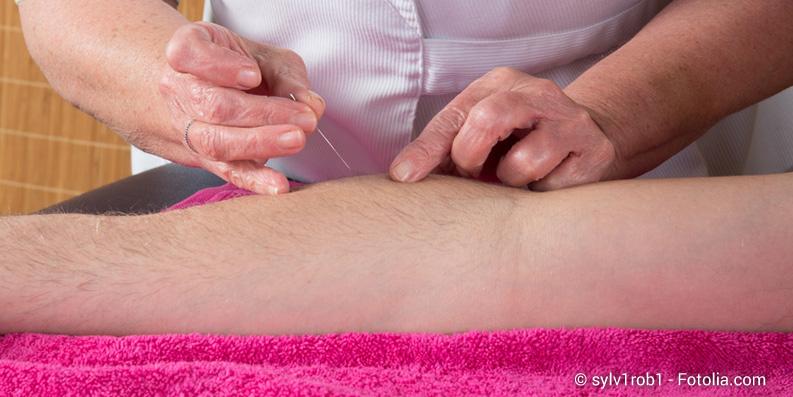Asthmatiker profitieren von einer zusätzlichen Akupunkturbehandlung