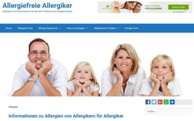 Allergiefreie Allergiker