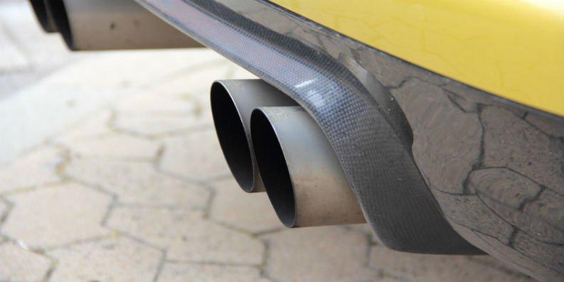 Dicke Luft durch Stickstoffdioxid