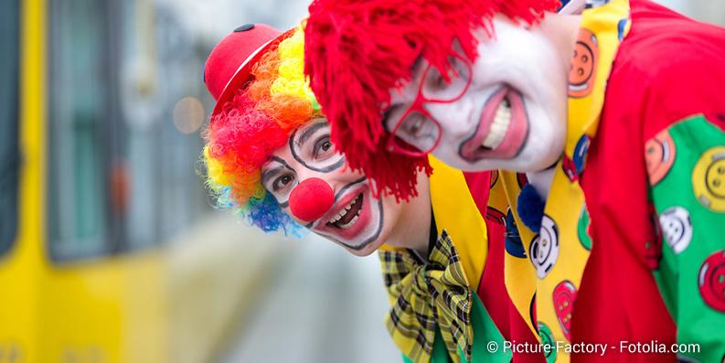 Karneval – Wenn Schminke und Co. Allergien auslösen