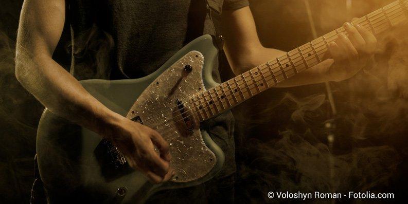 Nickelkontaktallergie bei Rockgitarristen