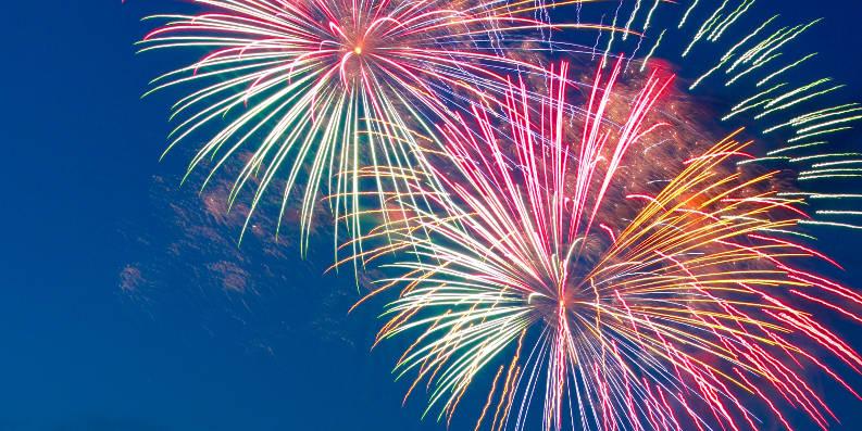 Zusätzliche Feinstaubbelastung durch Feuerwerk an Silvester