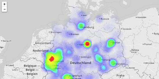 GeoHealth: Allergisches Asthma