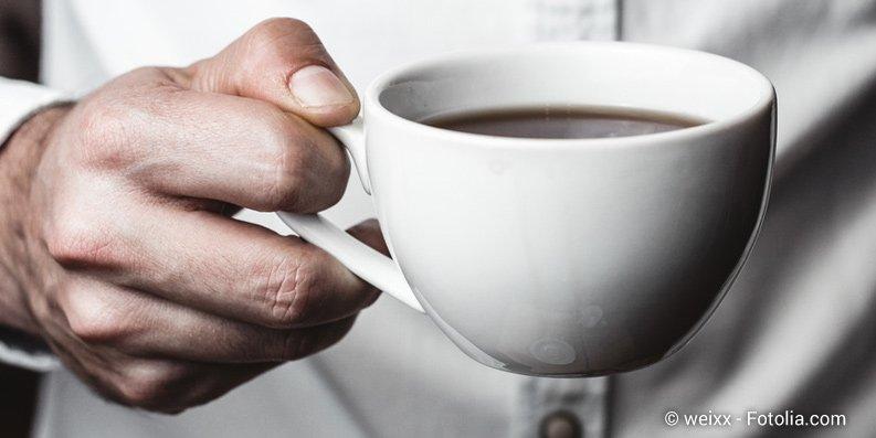 Beeinflusst Kaffee das Atmungssystem?