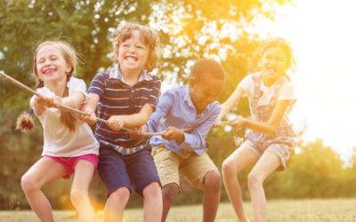 Sport in Kita und Schule trotz Allergie