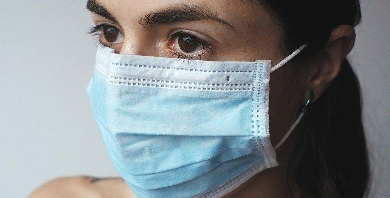Masken können die Haut irritieren