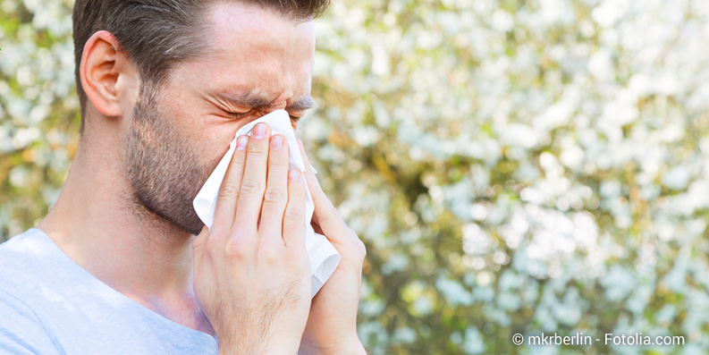 Heuschnupfen oder Erkältung?