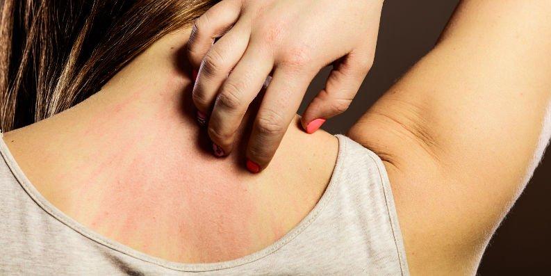 Stressfaktoren für die Haut