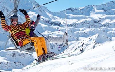 Skimarathon in Berchtesgaden
